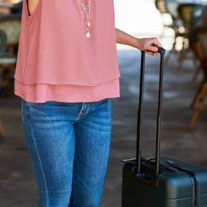 How to Build a Travel Capsule Wardrobe: Packing List & Tips