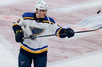 Blues' Sammy Blais receives two-game suspension for illegal check