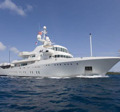 Former Google CEO Larry Page has sold his $45 million superyacht, Senses. Sources say he's downsized to at least one smaller yacht that has been moored in Fiji