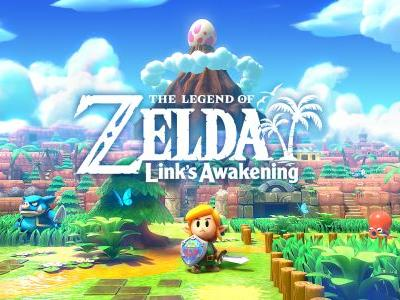 The Legend Of Zelda: Link's Awakening New Video Shows Tal Tal Heights And Surprise Cameo