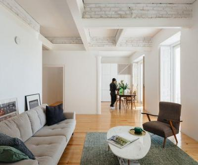 Apartament in Lapa, Lisboa / Filipe Fonseca Costa