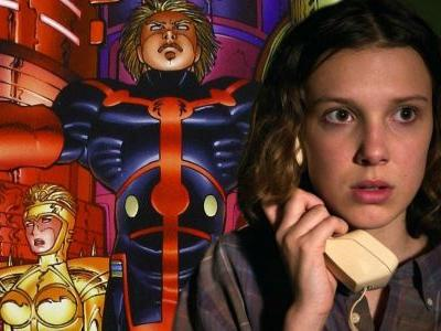 Marvel's The Eternals Has Reportedly Cast Millie Bobby Brown