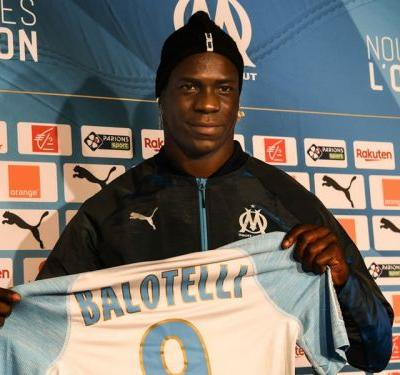 Balotelli completes move to Marseille after Nice release