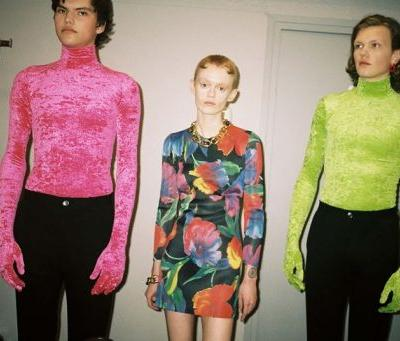 Go backstage at Balenciaga exclusively via Demna Gvasalia's new book