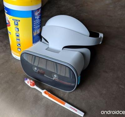 How to clean your Lenovo Mirage Solo
