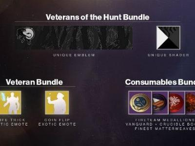 Bungie is Bundling the Old Destiny 2 Expansions with Forsaken