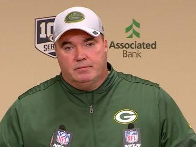 Packers part ways with head coach Mike McCarthy