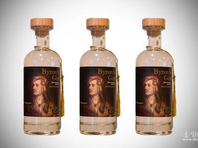 The Little Gin That Could: Byron's Gin - Melancholy Thistle