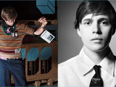 Prada Taps Nick Robinson, Paul Dano + More for Fall '18 Campaign