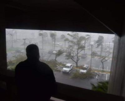 Hurricane Maria leaves Puerto Rico in darkness as heavy floods, winds unleashed
