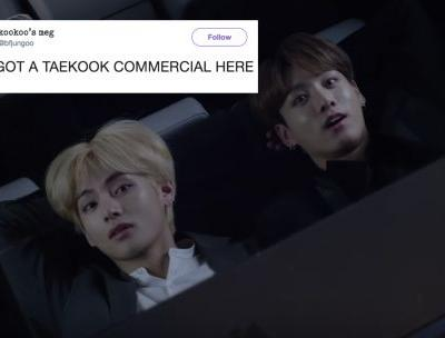 The Video Of BTS' Jungkook & V's Moongazing Hyundai Ad Is The Taekook Content ARMYs Needed