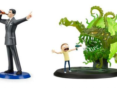 Comic-Con 2018: Exclusive Rick And Morty, Archer Figures From Loot Crate Revealed For SDCC