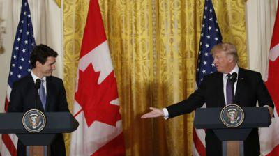 Trump wants to renegotiate trade deal with Canada & Mexico, not terminate NAFTA