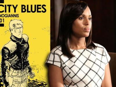 Hulu Developing Sci-Fi Series Old City Blues With Kerry Washington