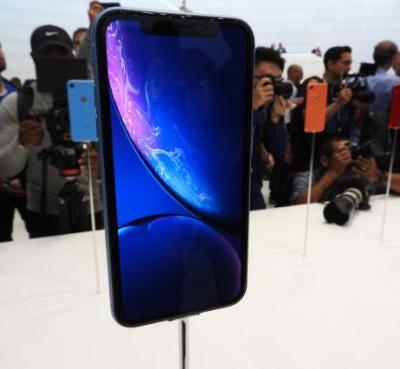 IPhone XR hands-on - A sharp 120-hertz LCD screen that gamers will like