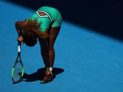 Australian Open 2019: Serena Williams not blaming ankle injury for loss to Karolina Pliskova