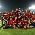 Spain and Brazil complete semi-final line-up
