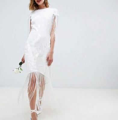 1920s-Inspired Wedding Gowns Any Pro-Vintage Bride Will Love