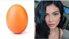 A Photo Of An Egg Breaks Kylie Jenner's Record For Most-Liked Instagram