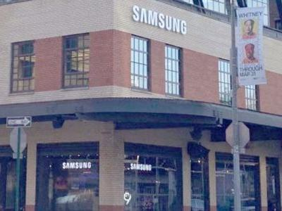 Samsung opening Apple Store-like retail outlets in New York, LA and Houston