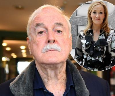 John Cleese accused of being transphobic while defending J.K. Rowling