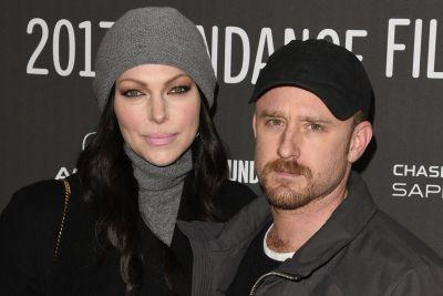 Laura Prepon expecting first child with Ben Foster