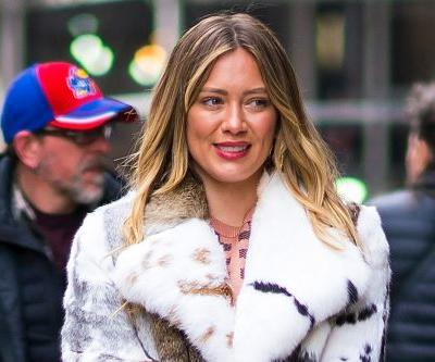 Hilary Duff's neighbor told cops her boyfriend tried to punch him
