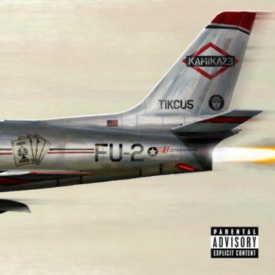 Stream Eminem's Surprise New Album Kamikaze