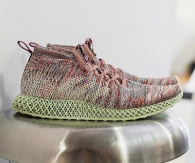 A Better Look at the KITH x adidas Consortium 4D UltraBOOST Mid