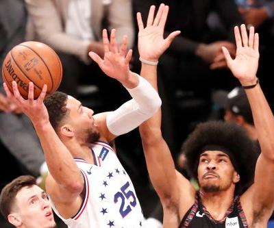 Nets suffer ugly Game 3 loss to 76ers, resurgent Ben Simmons
