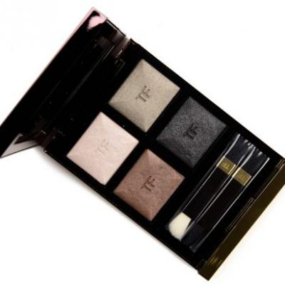 Tom Ford Double Indemnity Eye Color Quad Review & Swatches