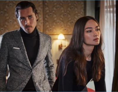 Guillaume Macé & Bruna Tenório Couple Up for Windsor Fall '18 Campaign