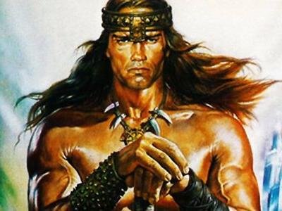 Conan the Barbarian TV Show Is Happening at Netflix