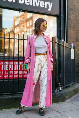 The Best Street Style From London Fashion Week All of our