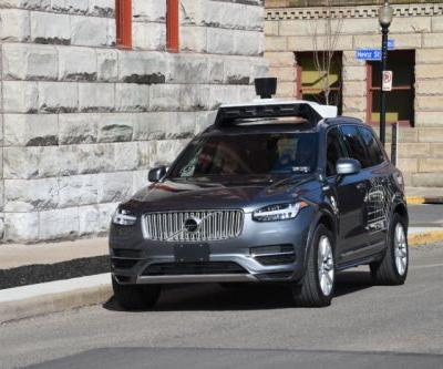 Uber's self-driving cars are returning to public streets-in manual mode