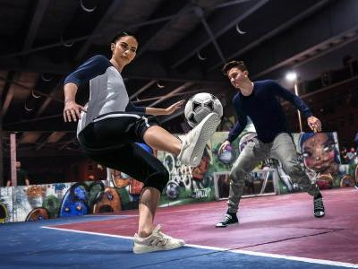 Break New Ground with Volta Football in FIFA 20 this September