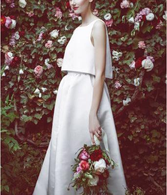 20 Wedding Dresses for Brides Fed Up With Frou-Frou