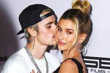 Justin and Hailey Bieber Cuddled at the 'Seasons' Launch: See the Pics