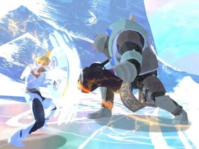 Cult Classic El Shaddai: Ascension of the Metatron Is Coming To PC