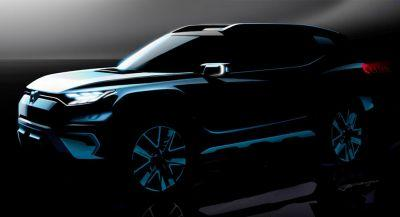 SsangYong's XAVL Concept Is A Geneva-Bound 7-Seat SUV