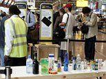 Heathrow scanners may mean end of liquids ban at British airports