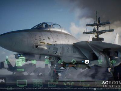 Ace Combat 7 has a free PS4 theme up for grabs