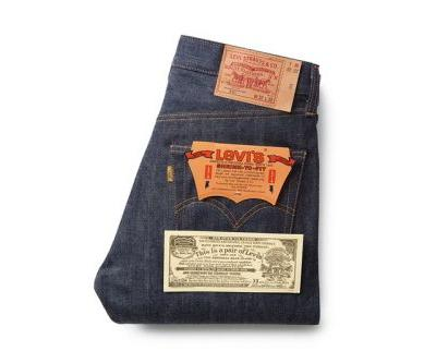 """Levi's Celebrates 501 Day With """"Golden Ticket"""" Jeans"""