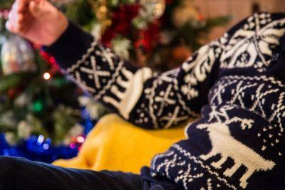 Here's why nostalgic Christmas jumpers are the only ones you should wear
