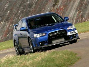 New Mitsubishi Lancer Evo In The Works