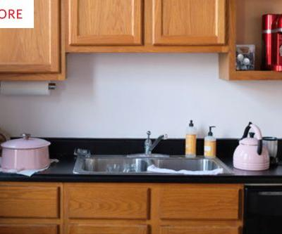 This Mind-Blowing Kitchen Renovation Cost Just $200