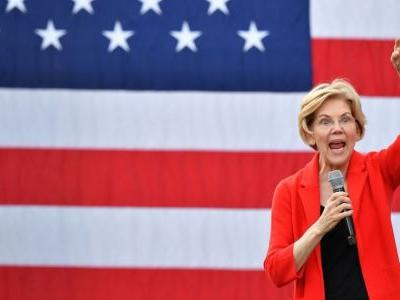 For the first time in the 2020 campaign, debating champ Elizabeth Warren has a chance to genuinely pull ahead