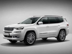 Jeep India To Introduce Two New SUVs In India By 2021