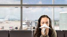 How To Avoid Getting A Cold On An Airplane