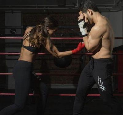 A trained fighter and boxing gym owner reveals his 10 workout essentials and how he gets stronger